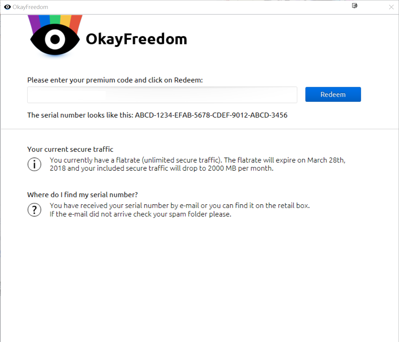 限時免費!OkayFreedom VPN Premium 價格 usd 29 的 VPN 翻牆服務 @3C 達人廖阿輝