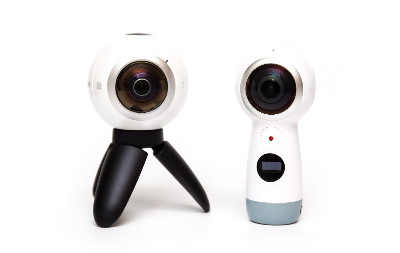 Gear 360 (2017) 最值得購買的 360 全景相機 (1) 新舊版規格比較 @3C 達人廖阿輝