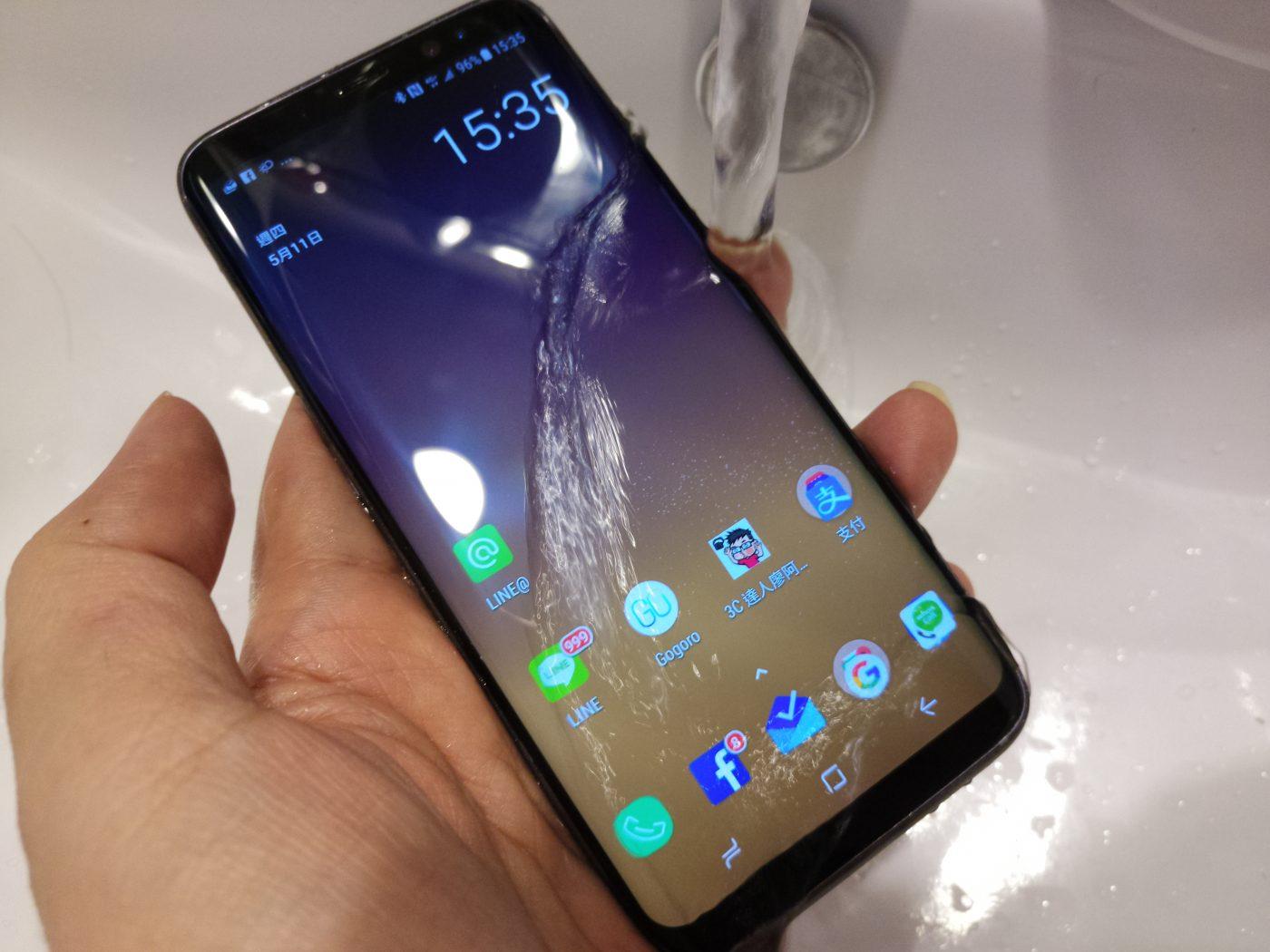全面顛峰的再突破!三星 Galaxy S8/S8+ 突破視野的體驗 (1) @3C 達人廖阿輝
