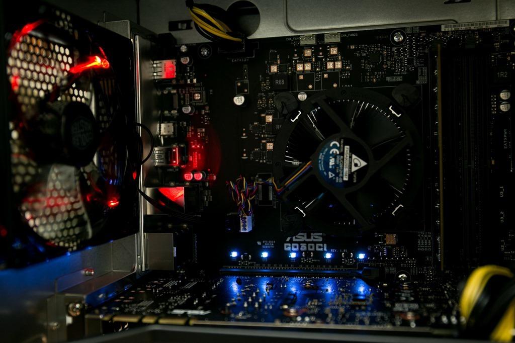 性能+擴充+獨一無二!ROG Strix GD30 電競桌機! @3C 達人廖阿輝
