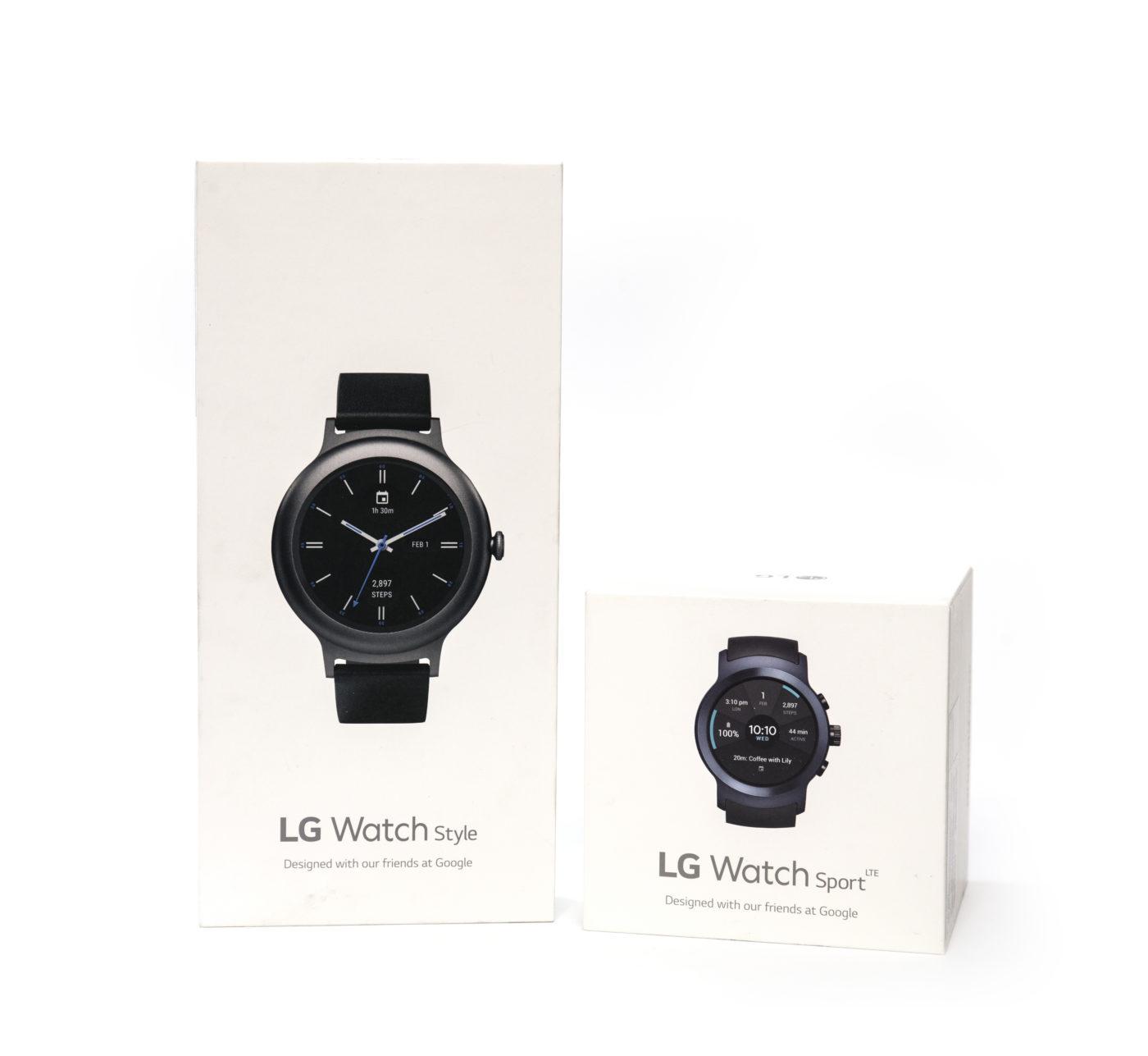 LG Watch Sport/Style 智慧手錶開箱動手玩 [影片] [規格表] @3C 達人廖阿輝