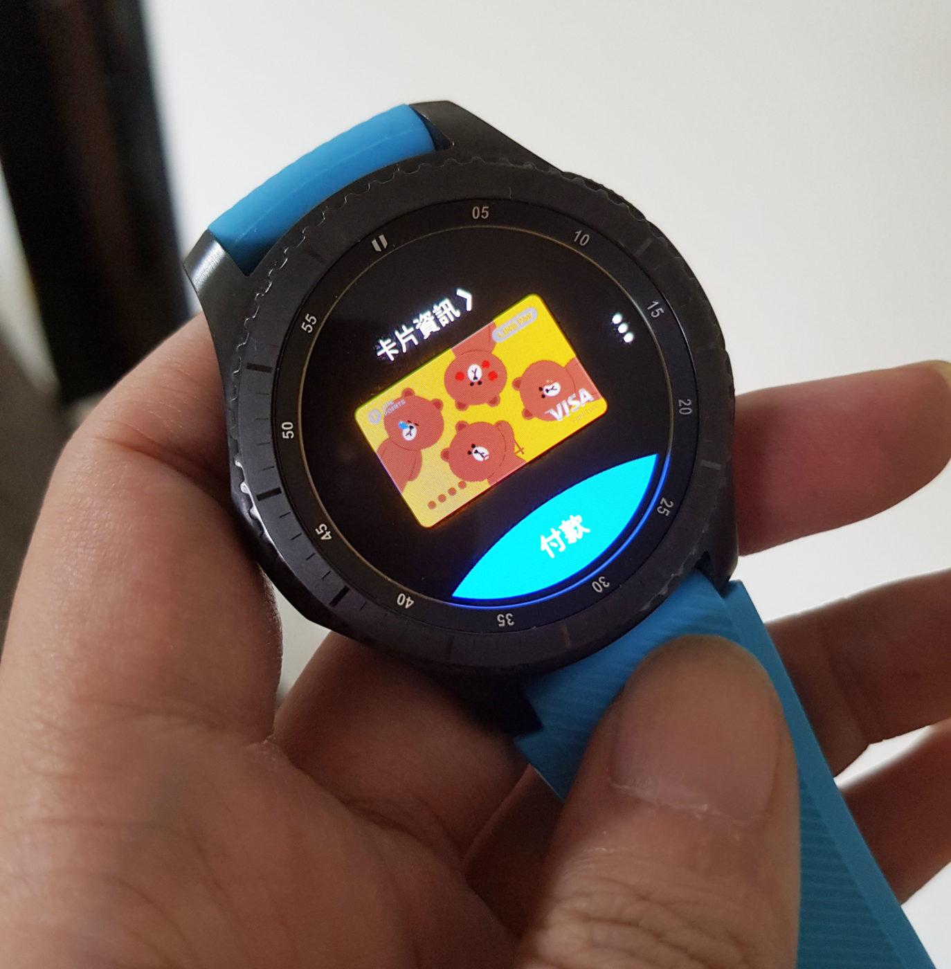 手錶支援!會員卡支援!中國信託也行!Samsung Pay 在台更進化 @3C 達人廖阿輝