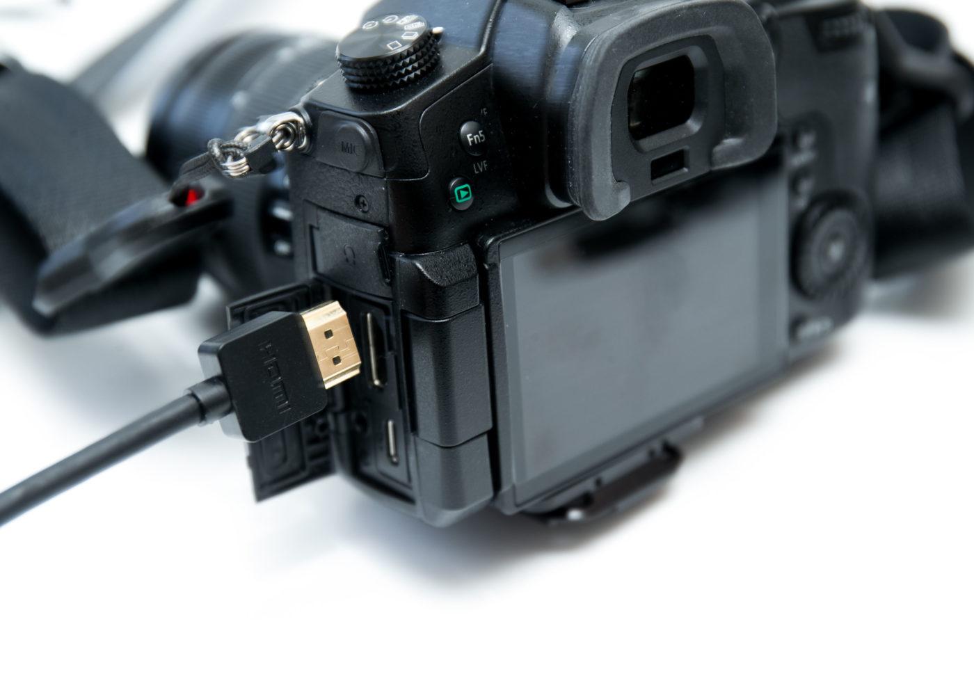 單眼 + 手機 = 高畫質直播! AVerMedia 圓剛 UVC 影像擷取器 BU110 應用篇 @3C 達人廖阿輝