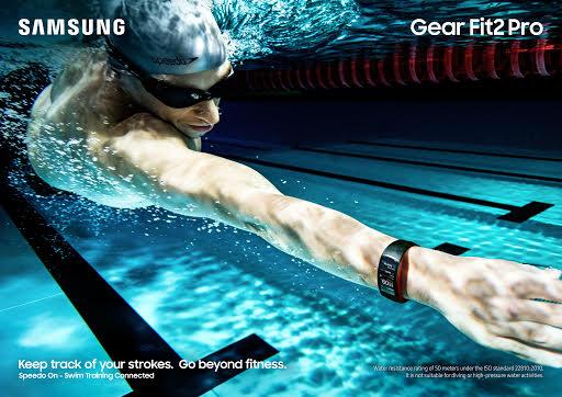 Speedo 攜手三星掀起一波新浪潮,賦予 Fit2 Pro 與 Gear Sport 領先業界的游泳動態追蹤 @3C 達人廖阿輝