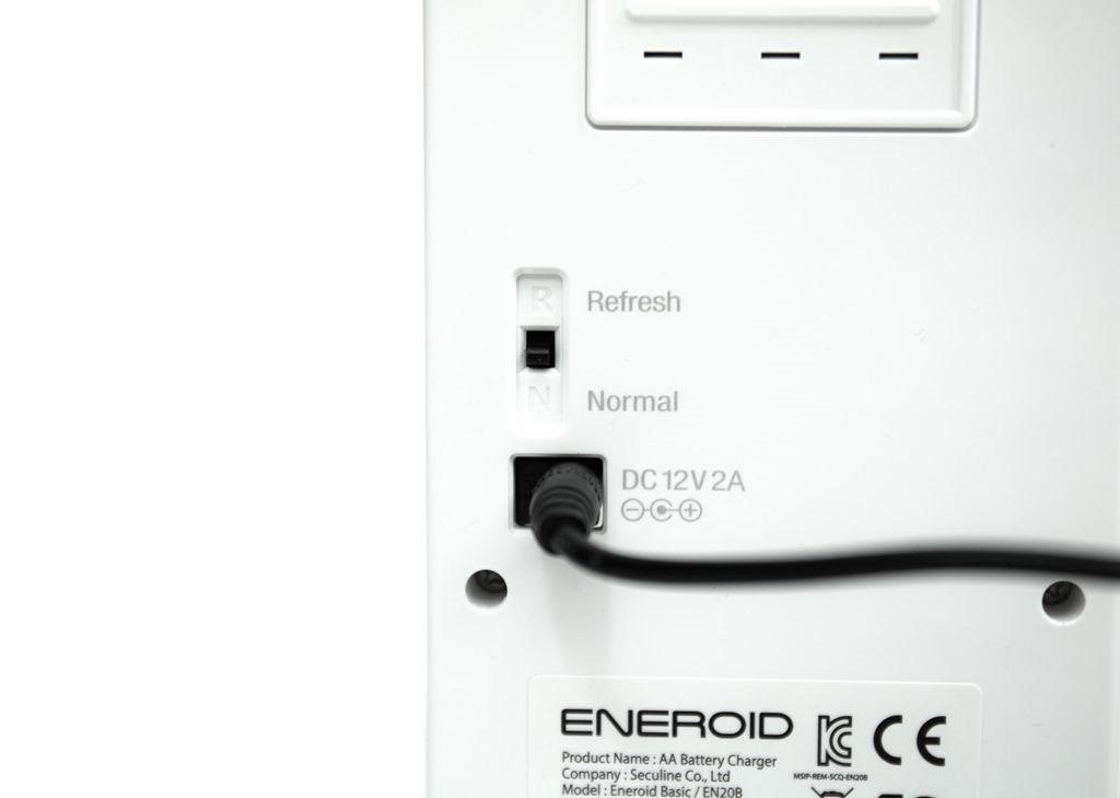 [影片+開箱] 全自動就是爽!ENEROID EN20B 三號電池自動充電塔 開箱動手玩 @3C 達人廖阿輝