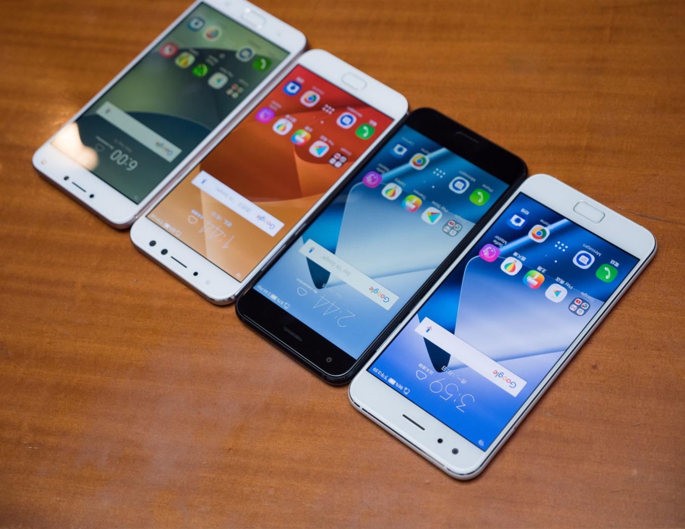 完整規格表!整理一次看完 ZenFone 4 / ZenFone 4 Pro / ZenFone 4 Selfie Pro @3C 達人廖阿輝