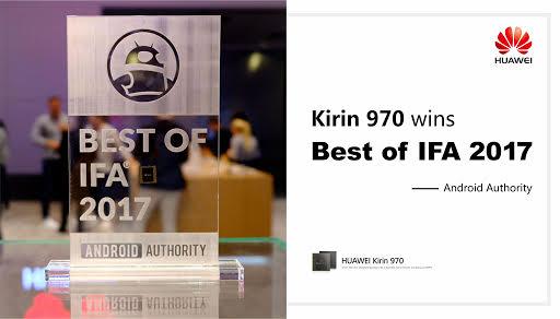 華為發佈首款 AI 行動計算平台 Kirin 970 新一代 Mate 手機將率先搭載 @3C 達人廖阿輝