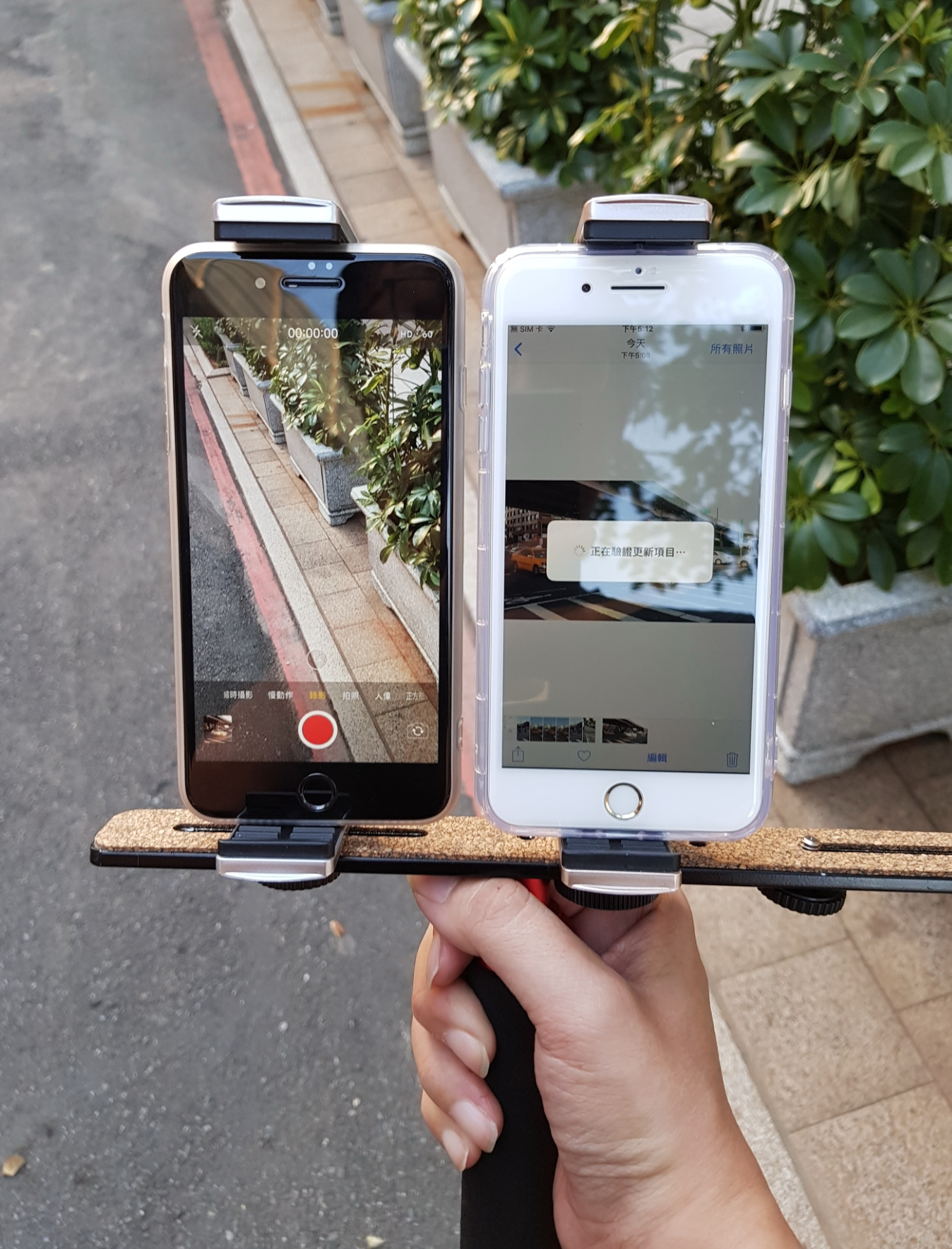[影片] iPhone 8 Plus 高速高畫質錄影 4K 60P 測試! @3C 達人廖阿輝