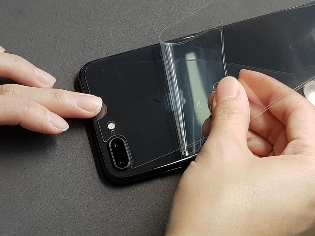 康寧原廠頂級保護!iPhone 8 / 8 Plus 專用 AG2BC 全貼合玻璃保護貼 + 包膜! @3C 達人廖阿輝
