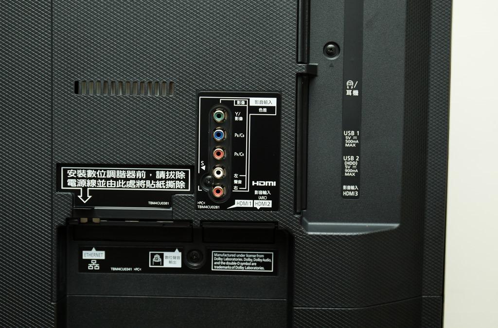 更聰明更美麗!Panasonic 智慧電視 4K HDR 美麗饗宴 TH-55EX600W @3C 達人廖阿輝