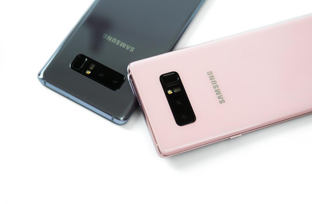 點滿能力的 Samsung Galaxy Note 8 回來了!三星雙鏡頭大螢幕旗艦 @3C 達人廖阿輝