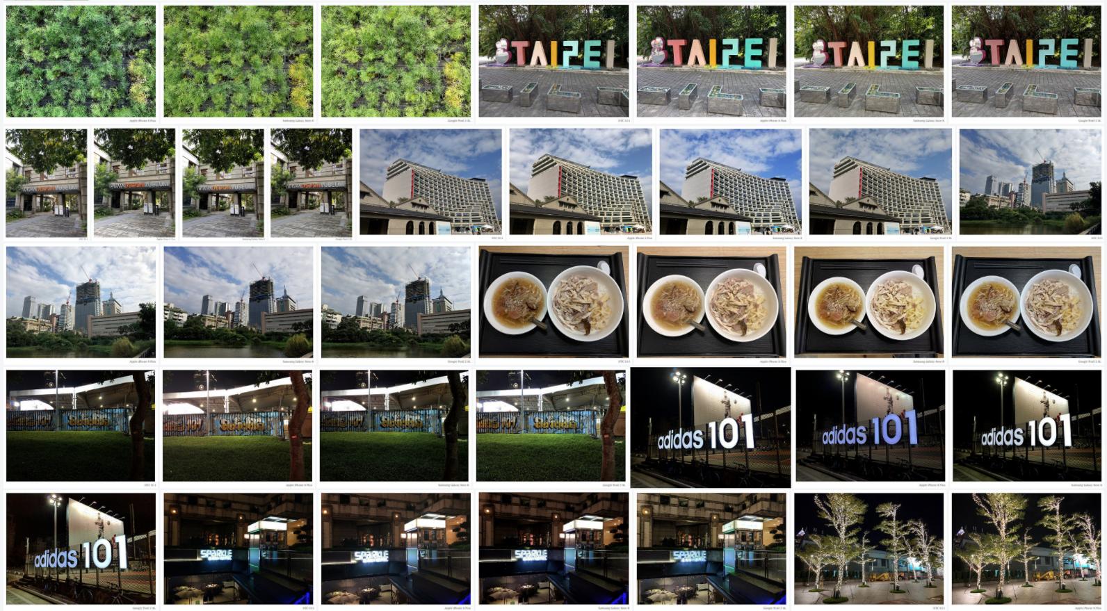 Google Pixel 2 XL 評測 (2) 拍照最強王者?!Pixel 2 XL 拍照實測 + 對比 iPhone 8 Plus / Note 8 / U11 (Google Pixel 2 XL Camera Review + iPhone 8 Plus / Note 8 vs hTC U11 Comparison) @3C 達人廖阿輝