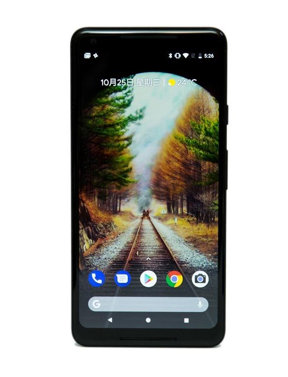 Google Pixel 2 XL 評測 (1) 滿載 Google 黑科技!自家旗艦 Pixel 2 XL 開箱 ( Google Pixel 2 XL 128GB Unboxing) @3C 達人廖阿輝
