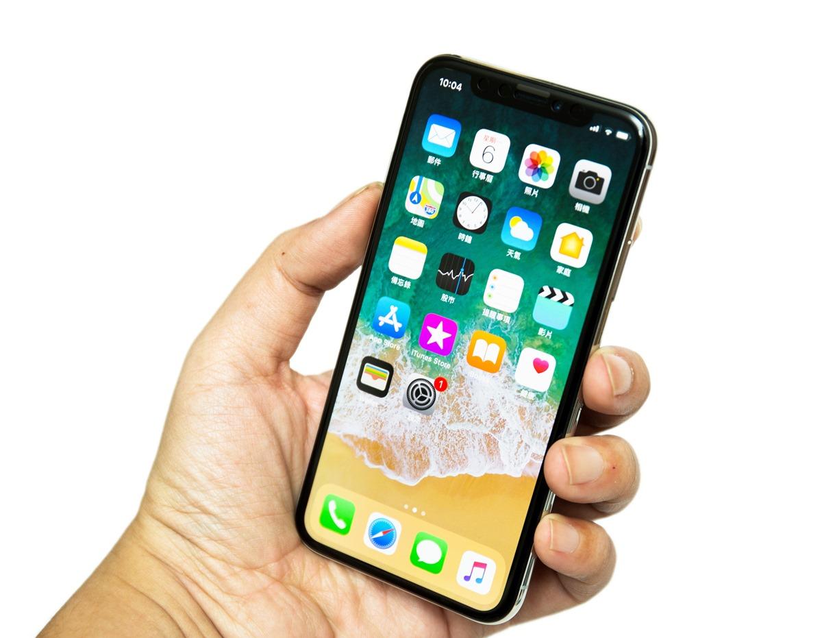 史上最強 iPhone X!當然要給最強保護!iMOS 康寧 3D 全貼合玻璃保護貼! @3C 達人廖阿輝