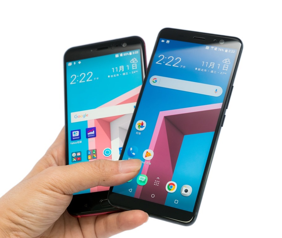 全螢幕 HTC 機皇 U11+ 現身!新機動手玩!多圖注意 (U11 Plus  Quick Review) @3C 達人廖阿輝