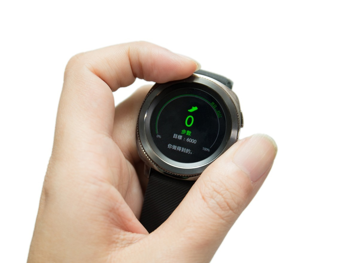游泳也行!挑戰最完美運動型智慧手錶 Gear Sport 開箱 @3C 達人廖阿輝