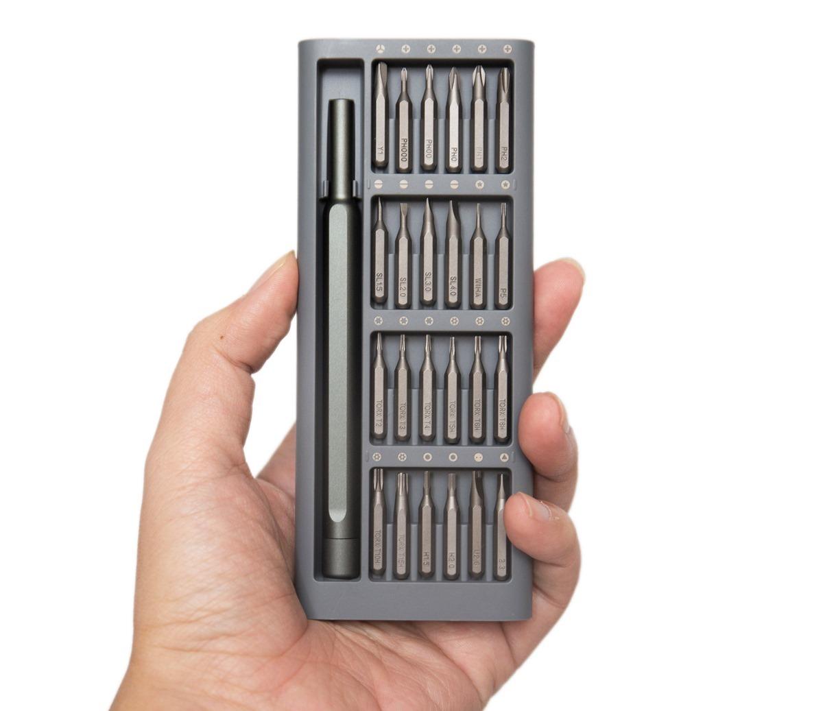 [開箱] 米家 wiha 精修螺絲工具套裝 12/5 台灣發售!搶先看! @3C 達人廖阿輝