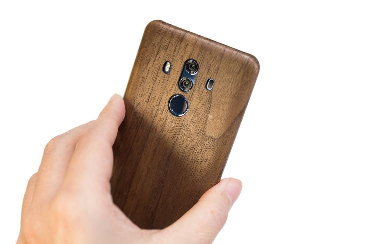 iPhone X / Mate 10 Pro / 小米 Mix 2 木質超薄保護殼入手分享 @3C 達人廖阿輝