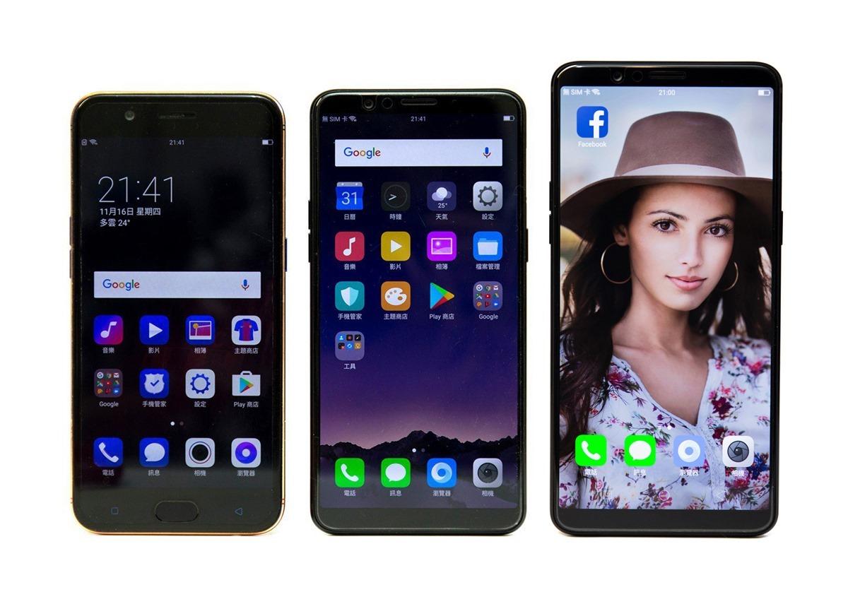 更大的螢幕更大的電池!Oppo R11s Plus 台灣即將上市!快速動手玩 + 規格比一比! @3C 達人廖阿輝