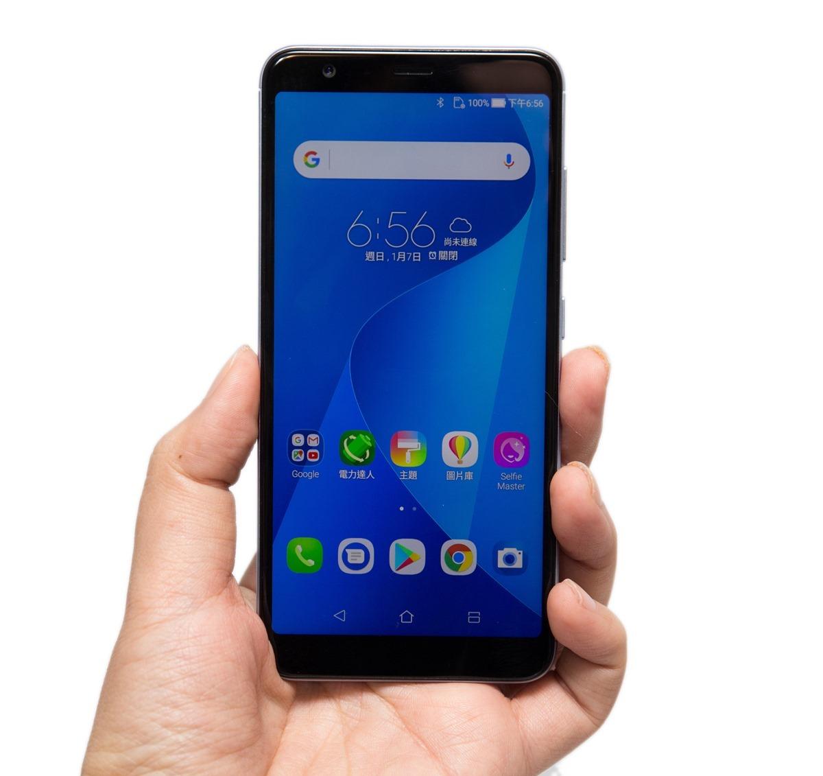 全螢幕電力怪獸!廣角雙鏡頭! ASUS ZenFone Max Plus (M1) 輕鬆入手免七千! @3C 達人廖阿輝