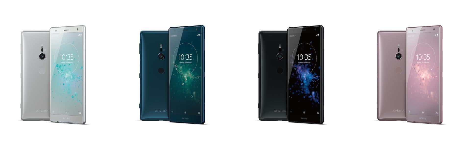 Xperia Design Evolution Sony Mobile 當代設計經典 清新雋永 Xperia 原創手機設計美學 2018 全新展開 @3C 達人廖阿輝