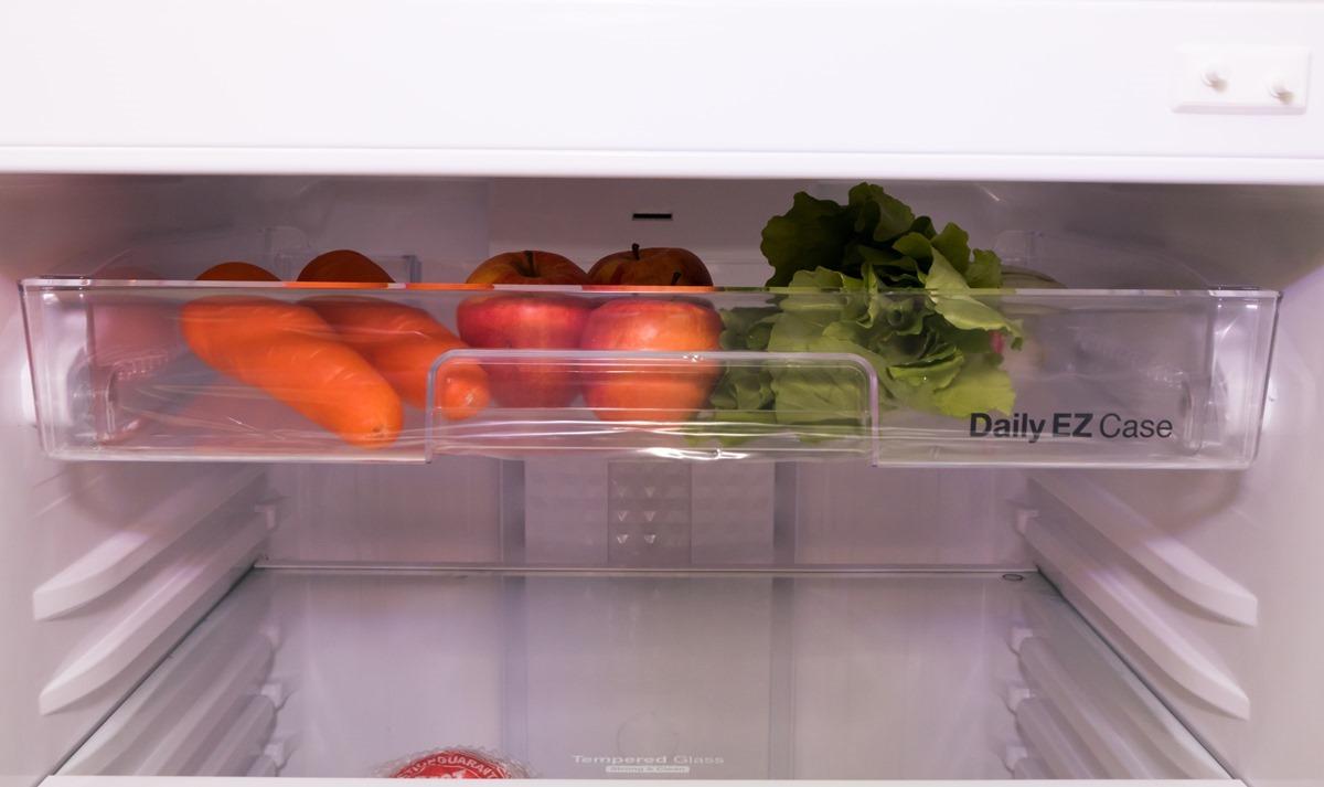 TECO R4877XW 東元變頻雙門冰箱 , 不只省電升級功能更多元!把極、簡、美帶進居家生活 @3C 達人廖阿輝