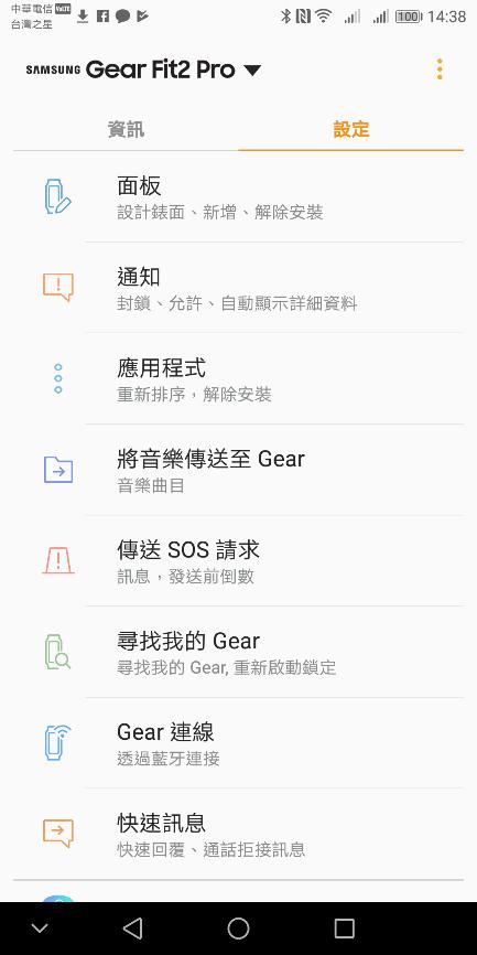 游泳也行!Gear Fit2 Pro 更全方位的旗艦運動手環 @3C 達人廖阿輝