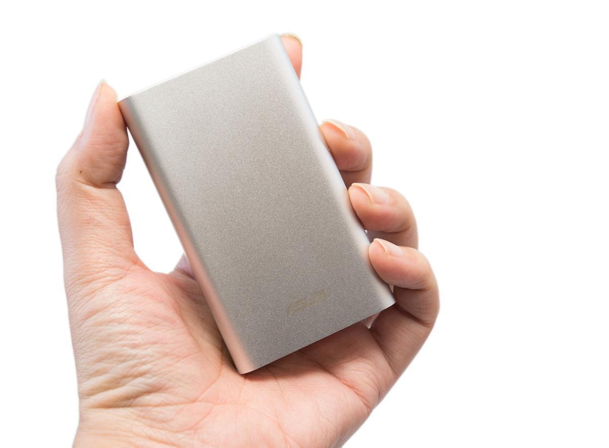 一次可以打三個!小體積三輸出 ASUS ZenPower 10050C(QC3.0) 行動電源介紹! @3C 達人廖阿輝