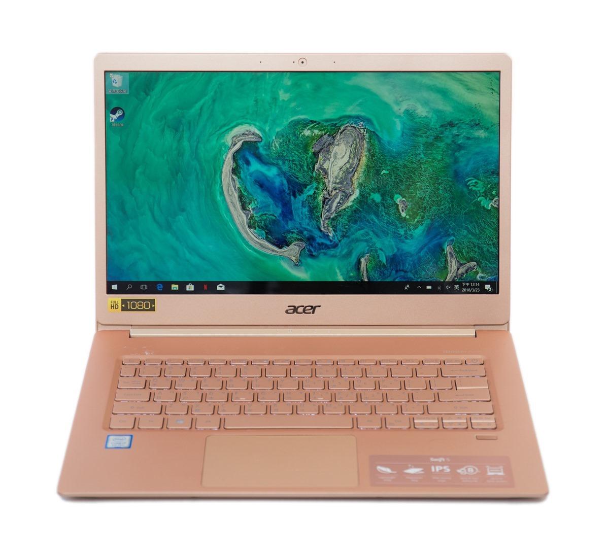 14 吋超輕薄筆電!Acer Swift 5 輕薄/擴充/性能兼具! @3C 達人廖阿輝