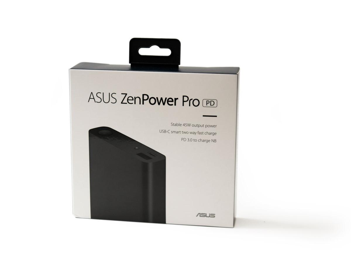 最小巧的強大行動電源 ASUS ZenPower Pro (PD) 可充筆電! @3C 達人廖阿輝