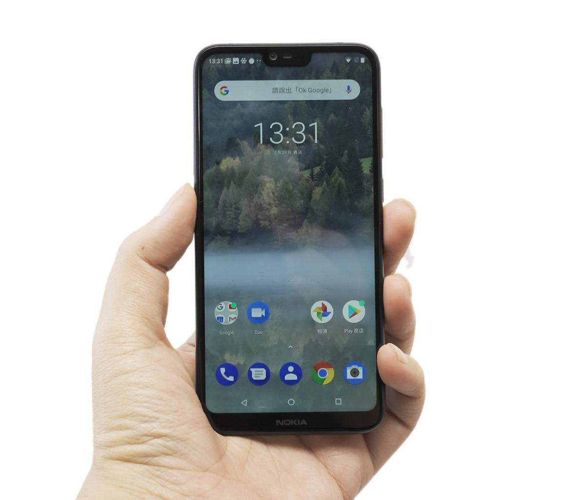 高通 S636 處理器加上瀏海螢幕!Nokia 6.1 Plus 新機性能與電力實測 @3C 達人廖阿輝