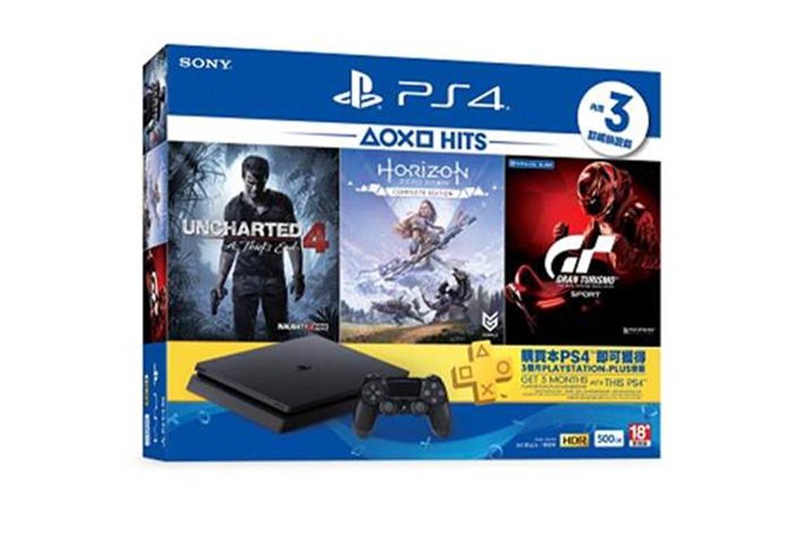 [新聞] PS4 加上三款遊戲大作只要 9980!「HITS」同捆組推出! @3C 達人廖阿輝