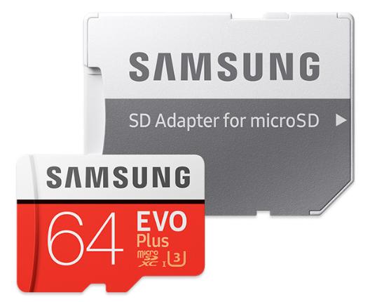 選那張記憶卡搭配 Note 9?三星 64GB 高速 EVO Plus UHS-1 C10 U3 記憶卡 / 耐用版本 PRO Endurance 64GB 實測 @3C 達人廖阿輝