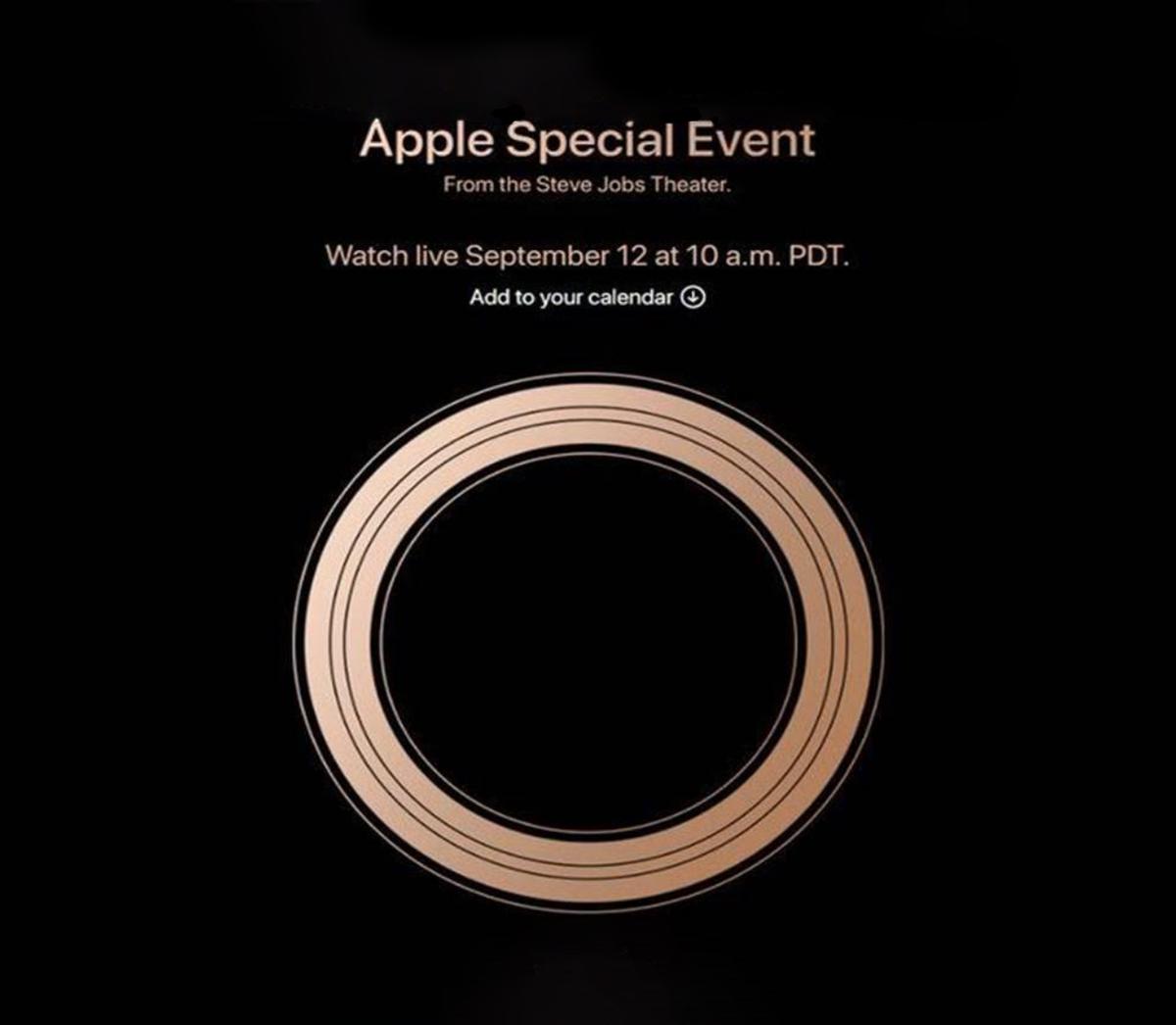 新 iPhone 要來了!確認 9/12 蘋果秋季發表會!(包含新 iPhone 傳聞彙整)@3C 達人廖阿輝