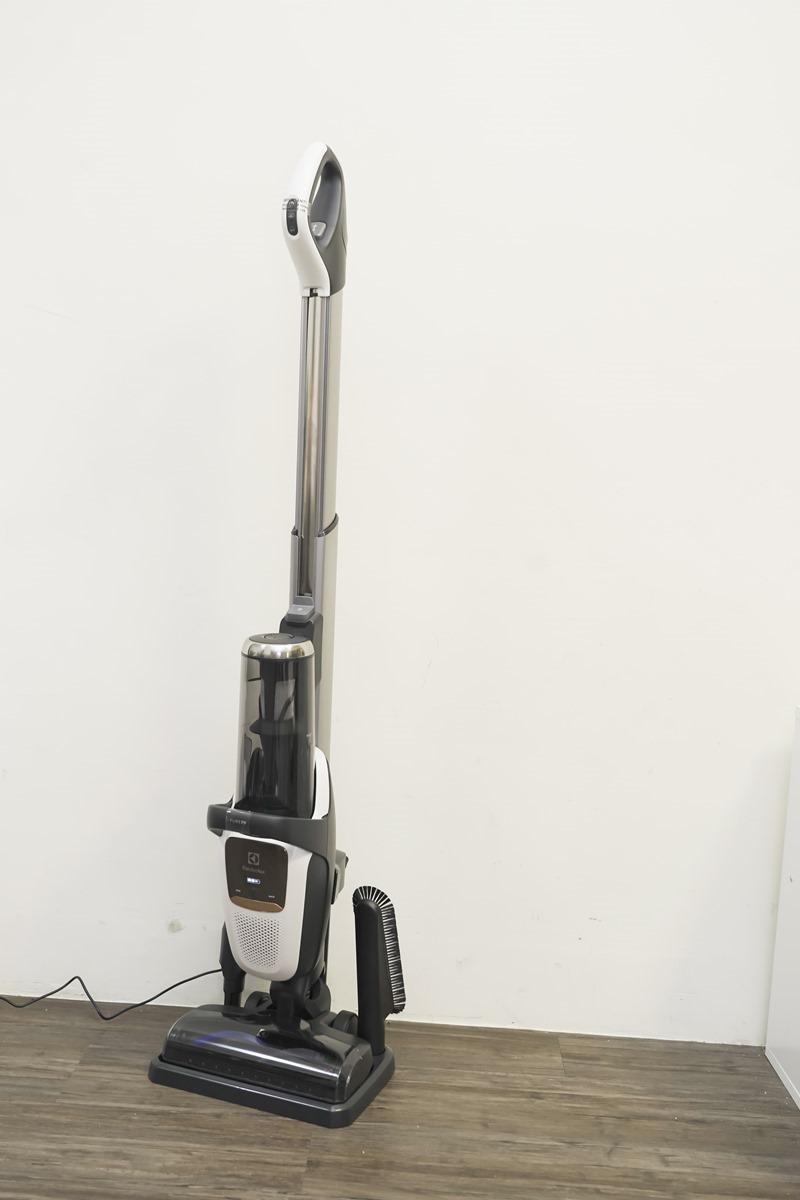 自由彈性獨樹一格!Electrolux 伊萊克斯 Pure F9 滑移百變吸塵器完美融合吸力與續航力 @3C 達人廖阿輝