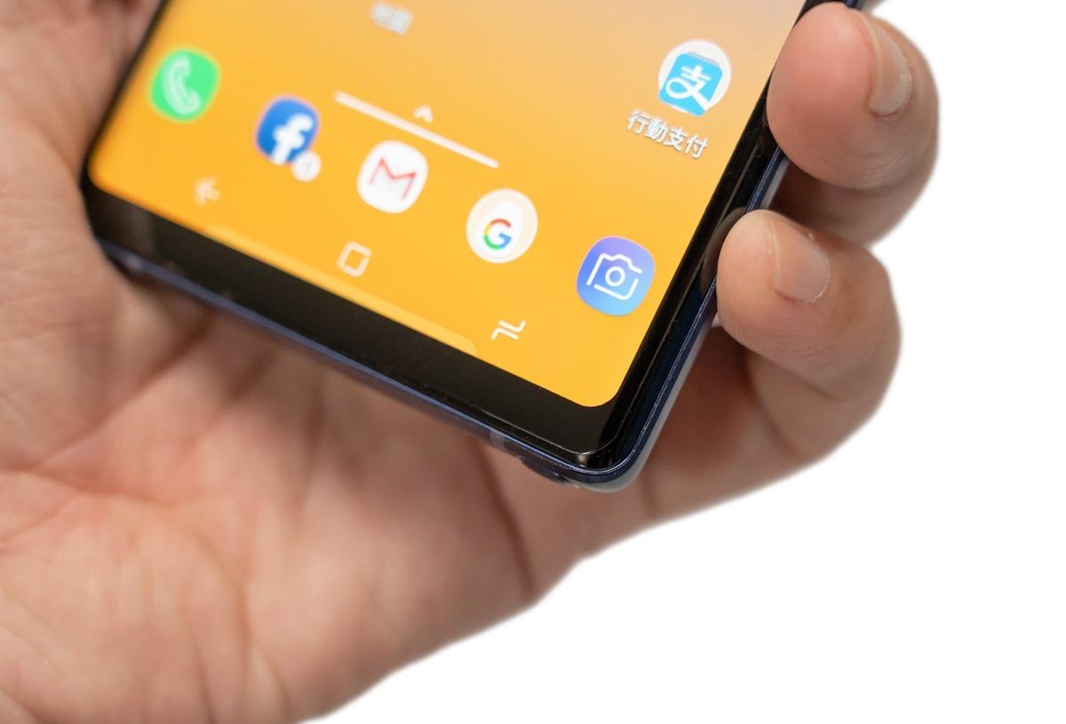 給 Galaxy Note 9 最完美保護!膜斯密碼全機包膜 + 全貼合玻璃保護貼! @3C 達人廖阿輝