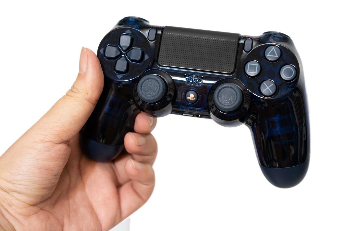 [開箱] PS4 無線手把《500 Million Limited Edition》限量版 入手啦! @3C 達人廖阿輝
