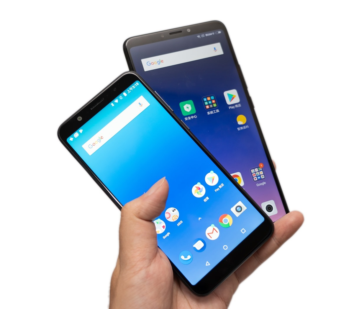 ZenFone MAX Pro 與小米 MAX3 要選那一台?最強電力神機比較 / 對照表 / 電力性能實測 / 分析 @3C 達人廖阿輝