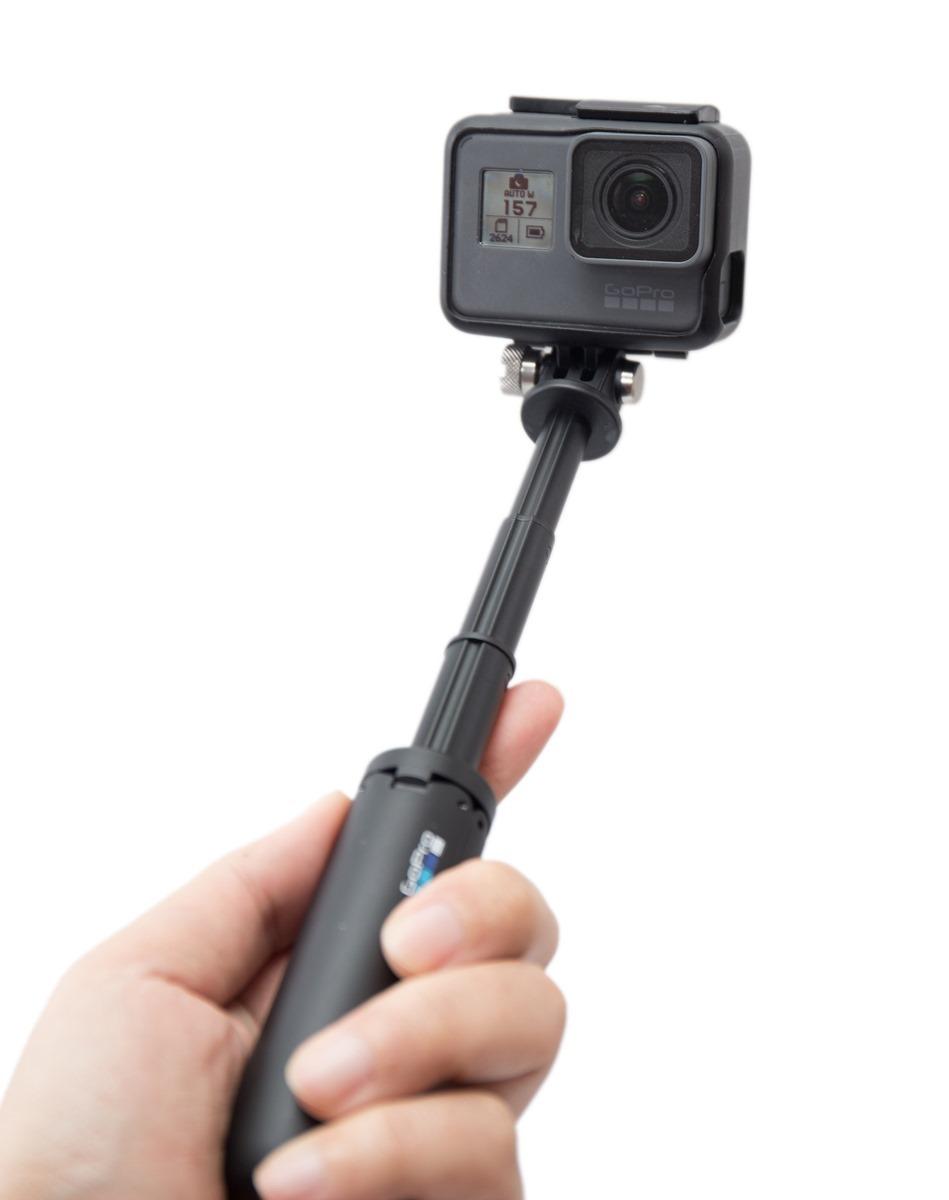 [週邊] 重新入手 GoPro Shorty 迷你延長桿 + 腳架 開箱分享! @3C 達人廖阿輝