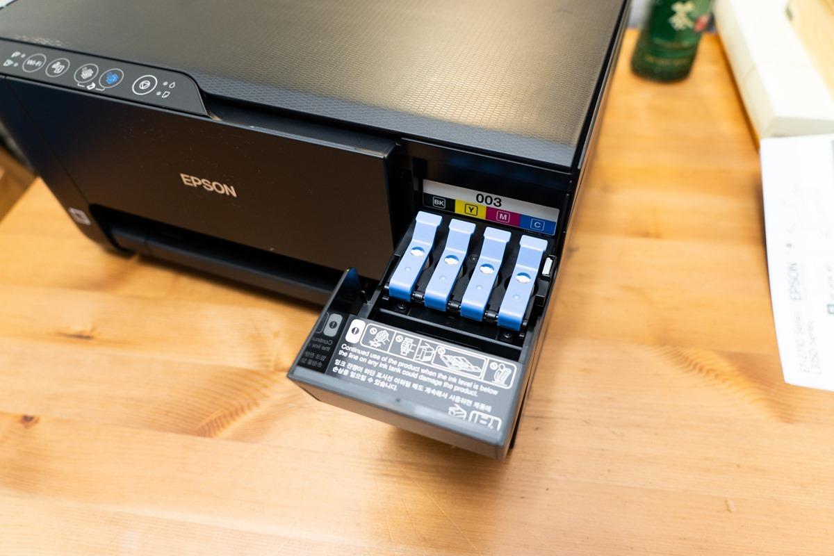 機器耗材都平價!單張列印 0.066 元起,Epson L3150 高速 Wi-Fi 三合一連續供墨複合機開箱 @3C 達人廖阿輝