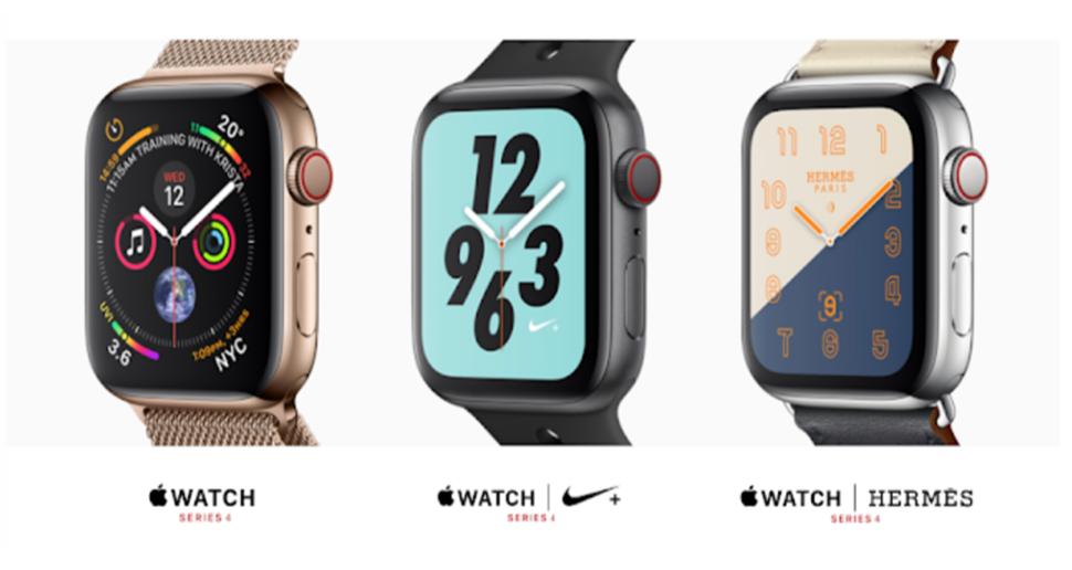 五分鐘就看懂! Apple Watch Series 4 / iPhone Xs / Xs MAX / XR 發表會懶人包重點整理 + 價格資訊 @3C 達人廖阿輝