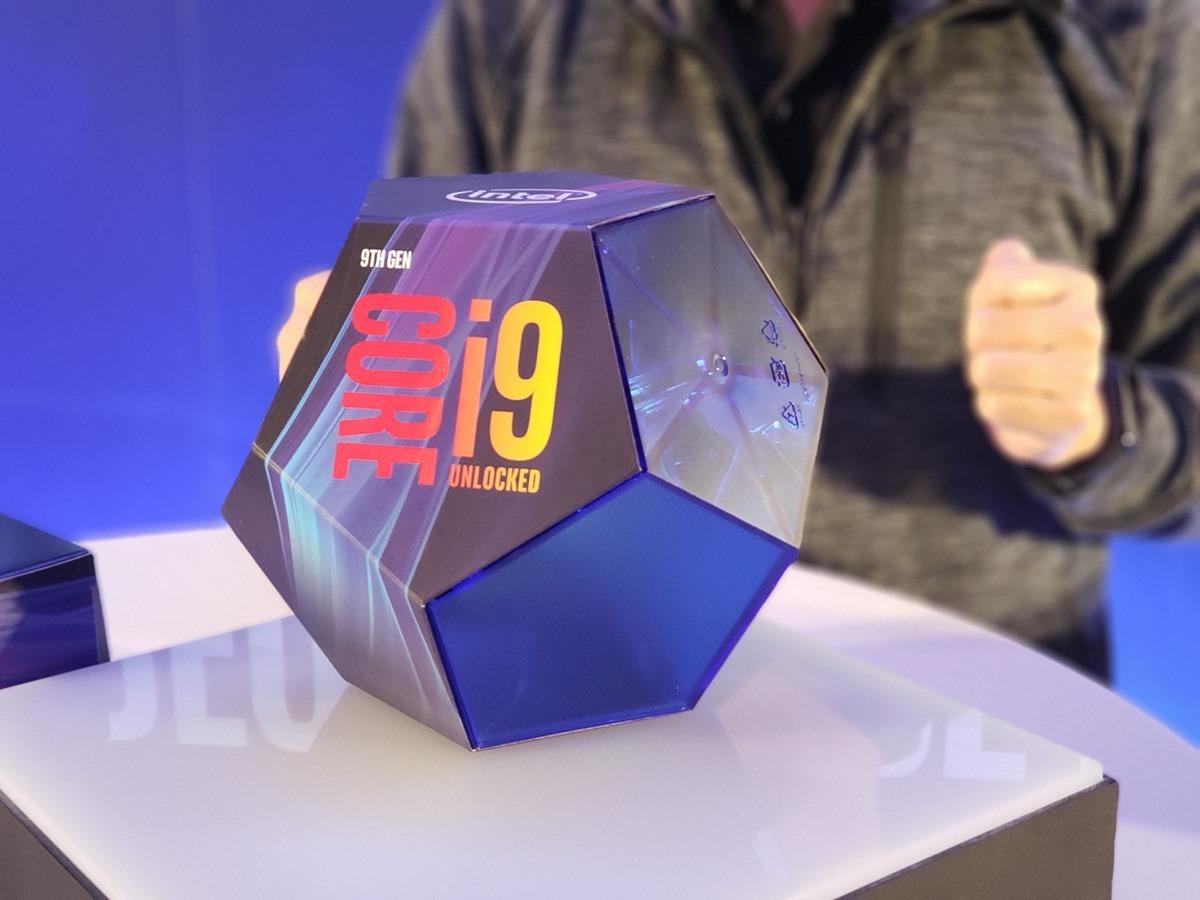 好想換!Intel 第九代 Core i 桌上型處理器發表,推出地表最強遊戲處理器!還有創作系列 @3C 達人廖阿輝