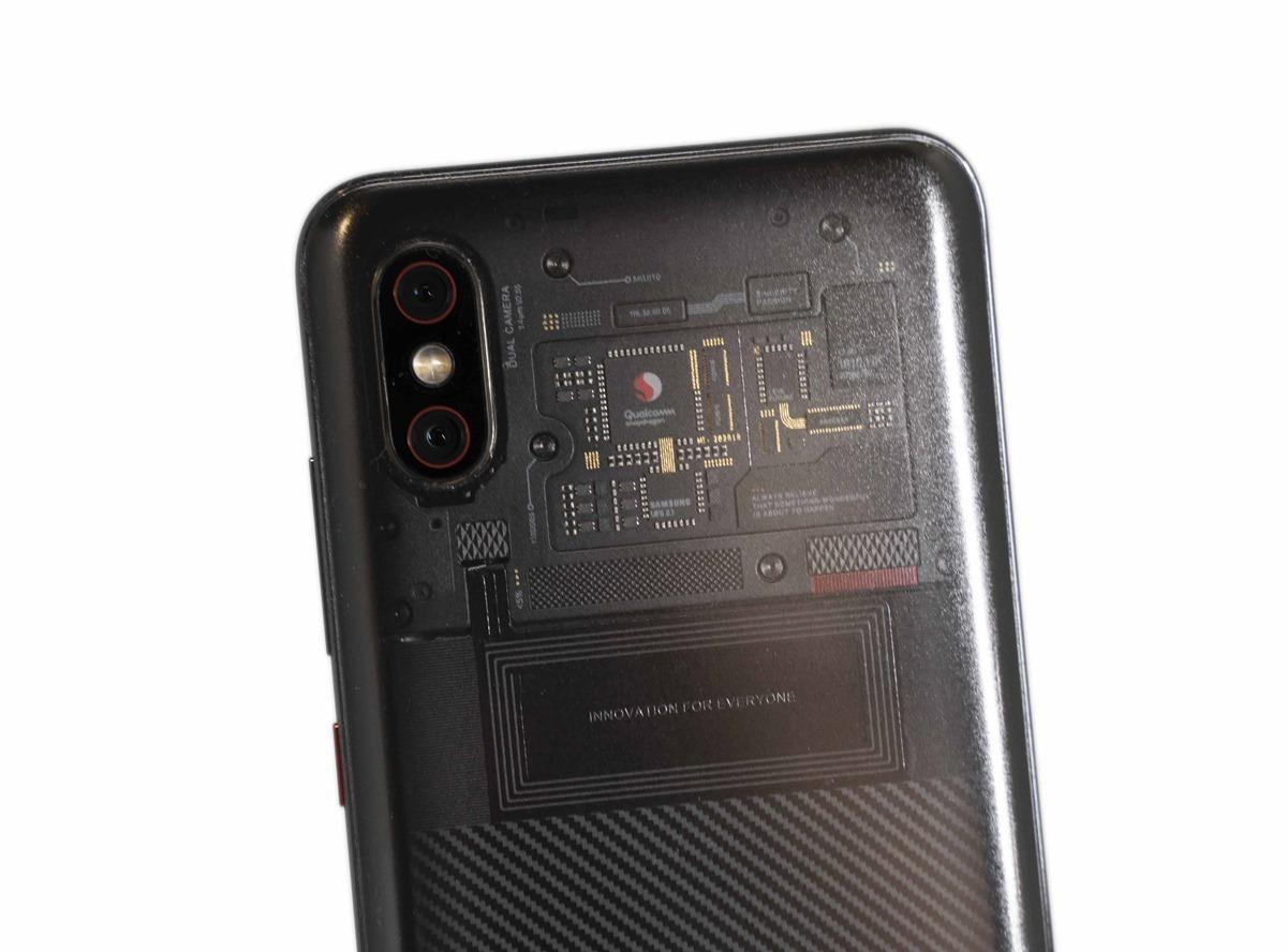小米 8 Pro 包膜與保護貼分享,保護貼會影響螢幕指紋辨識嗎? @3C 達人廖阿輝