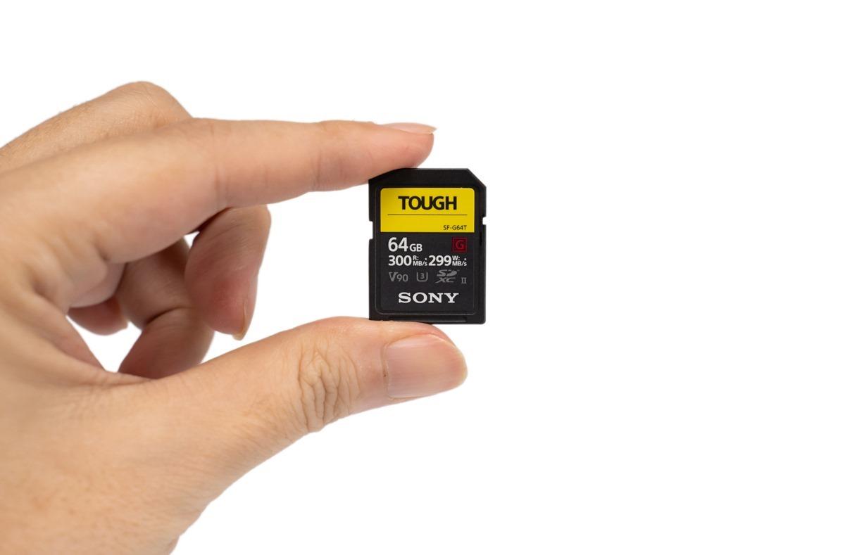 不僅最快更是最強!Sony TOUGH 記憶卡入手實測 @3C 達人廖阿輝