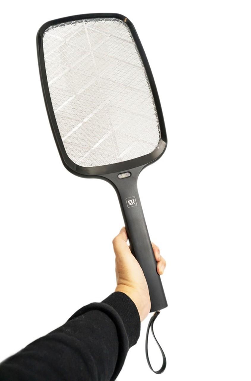 地表最強電蚊拍?! inaday's 閃充電蚊拍入手!開箱分享 @3C 達人廖阿輝