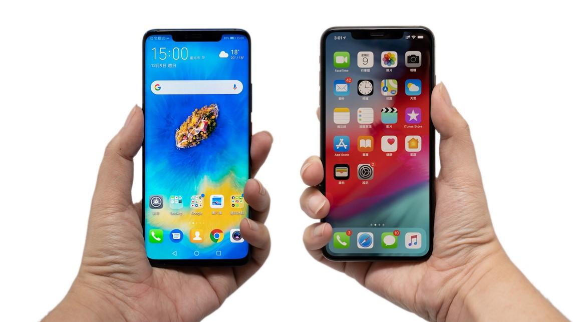 誰是 2018 最強旗艦機?HUAWEI Mate20 Pro 抓對廝殺 Apple iPhone Xs Max 來了!顏值 / 拍照 / 性能一起比高下! @3C 達人廖阿輝