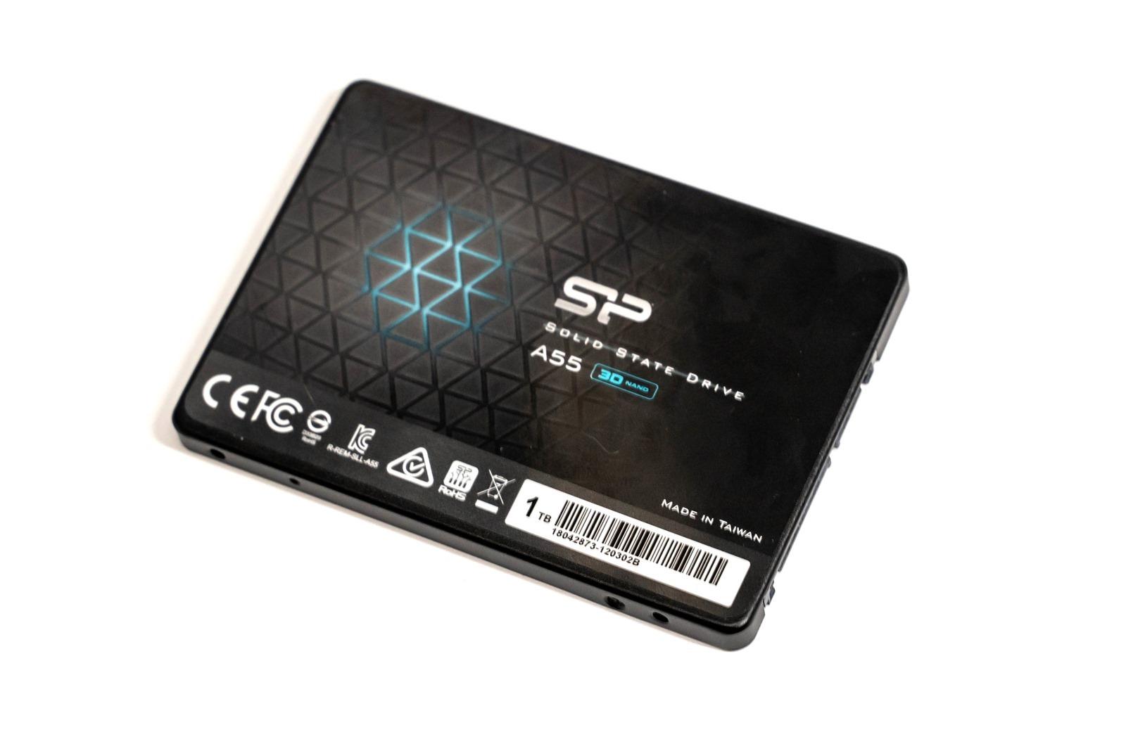 電腦升級經濟實惠提高效率!廣穎電通 Ace A55 固態硬碟 (1TB) 簡單開箱 / 測速 @3C 達人廖阿輝