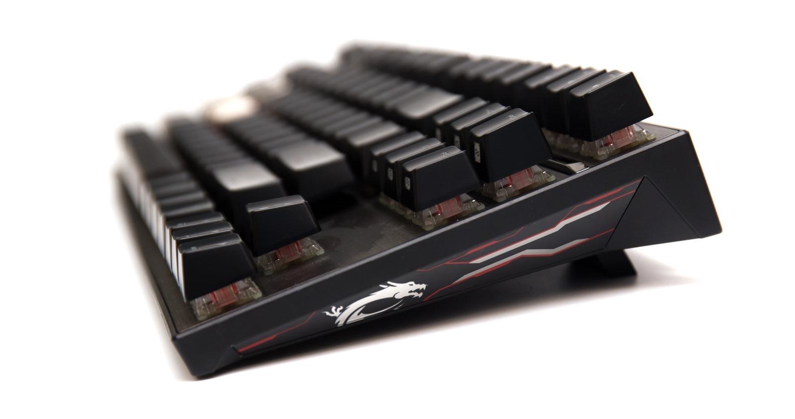 小空間也能享有機械式鍵盤的快感! MSI 微星 VIGOR GK70 開箱 @3C 達人廖阿輝