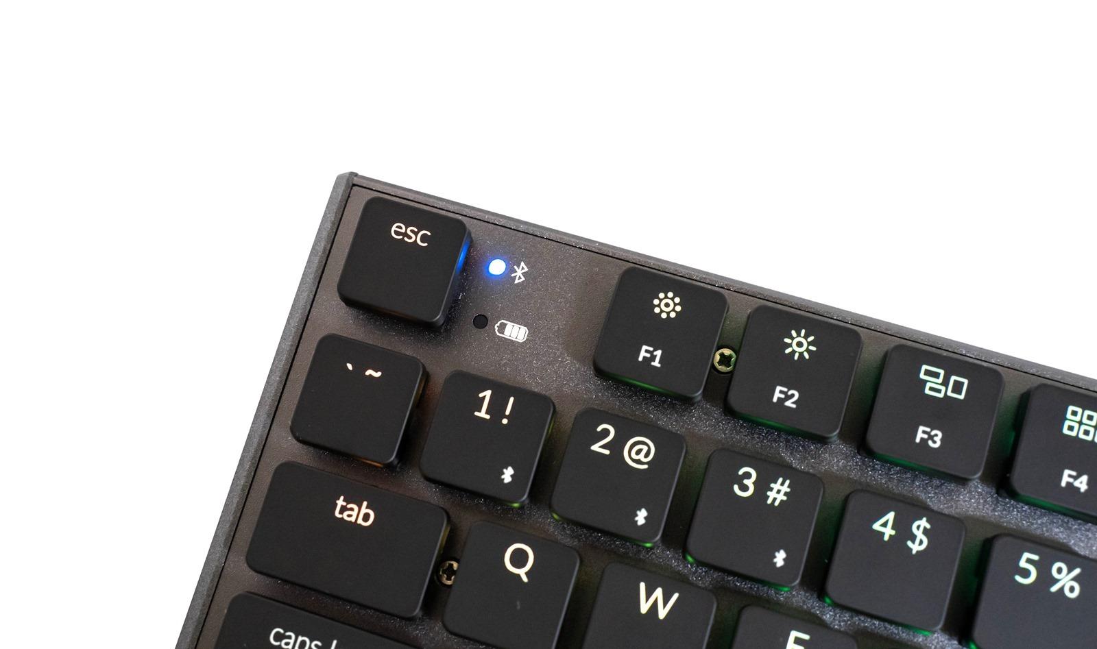 keytron 薄型機械鍵盤入手! @3C 達人廖阿輝