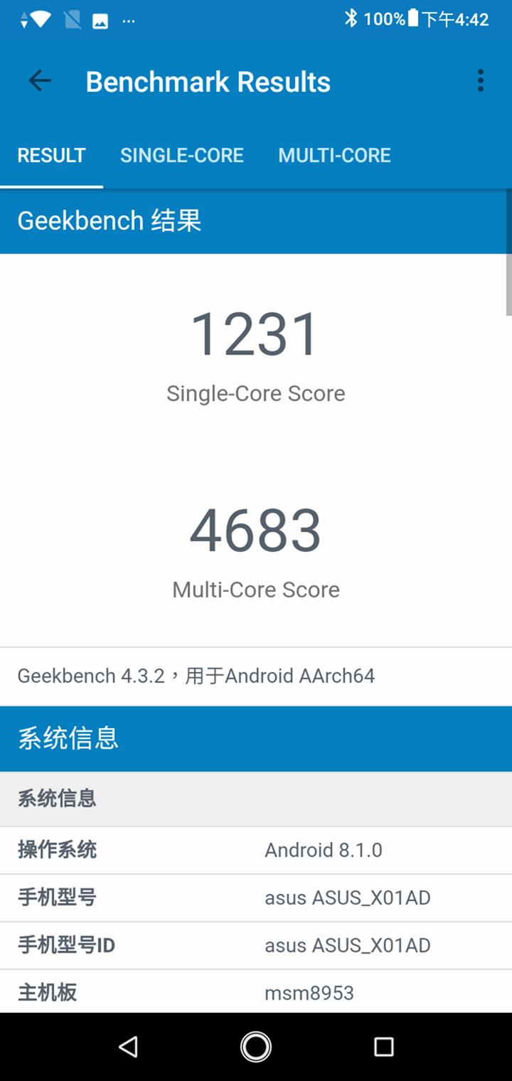 ZenFone Max (M2) 性能電力實測! @3C 達人廖阿輝